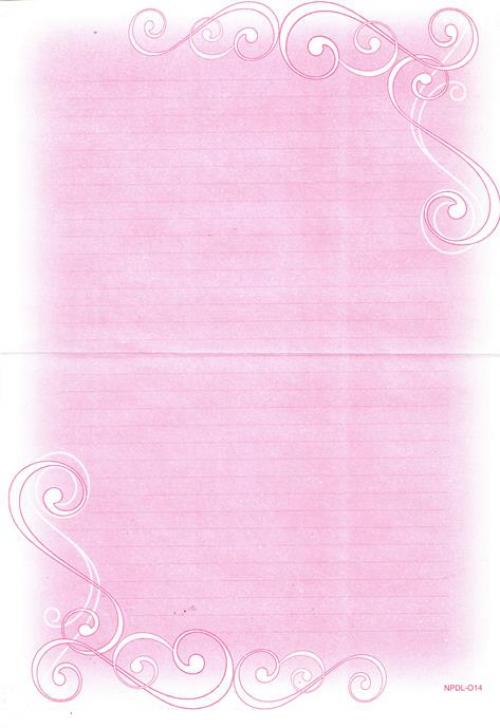 """Набор для письма """"Лилии"""""""