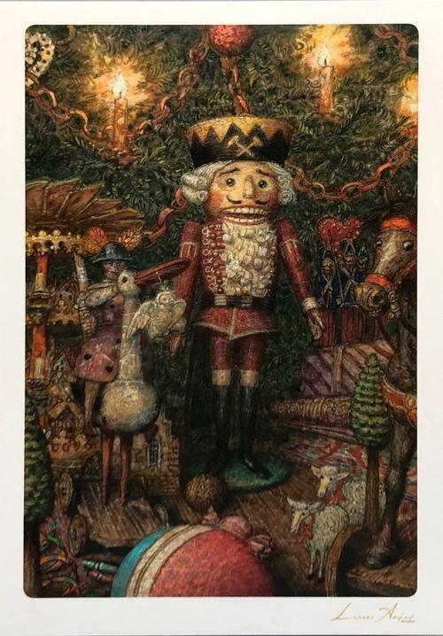 Новогодняя открытка-12