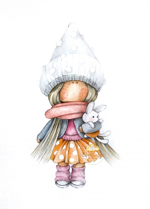 "Набор ""Интерьерная кукла"""