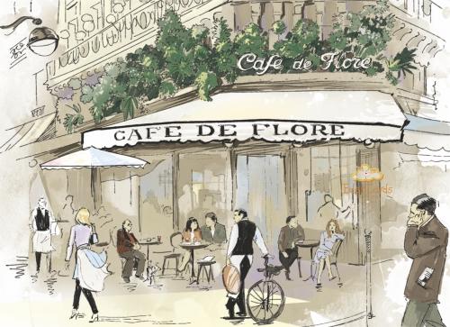 Café del Flore