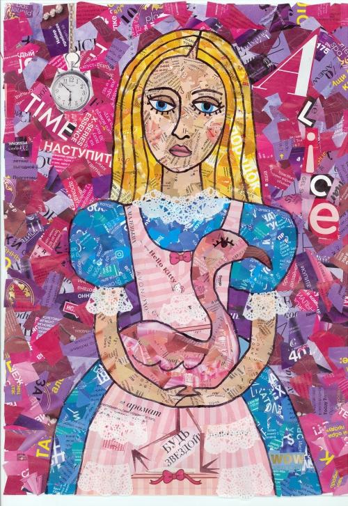 Алиса в стране чудес - 8