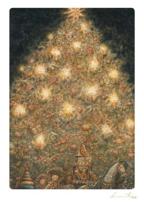 Новогодняя открытка-11