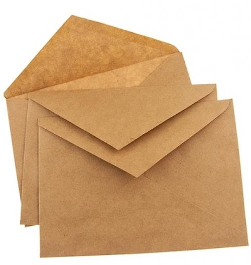 Крафт-конверт 5 шт