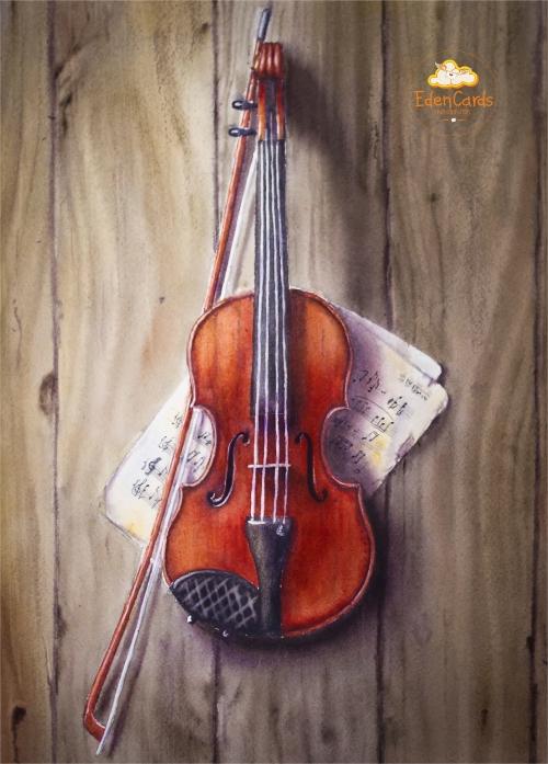 Скрипка-2