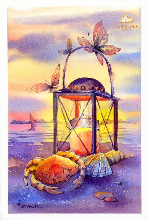 Морской фонарь