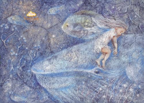 Лили и синий кит