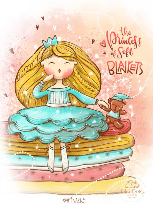 Принцесса мягких одеял