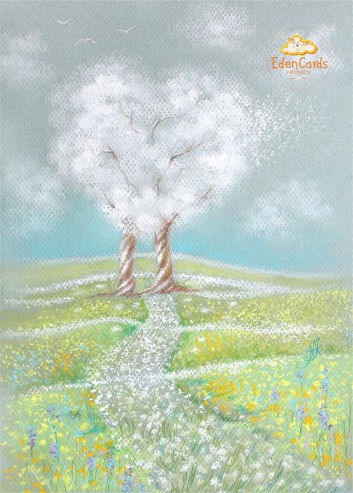 Влюбленные деревья