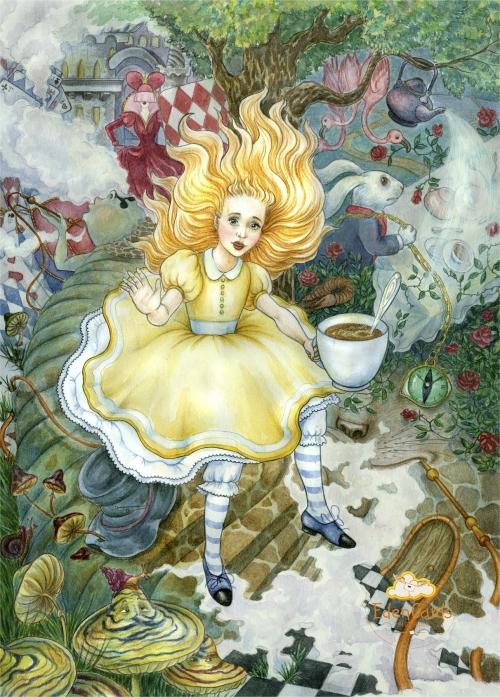 Фантазия на тему Алисы