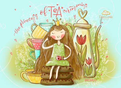 Чайная принцесса