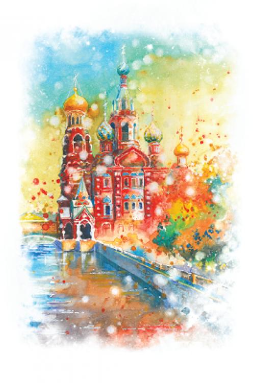 Спас на Крови. г. Санкт-Петербург
