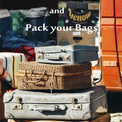 Keep Calm and pack your bags