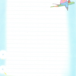 """Набор для письма """"Мышонок пишет письма"""""""